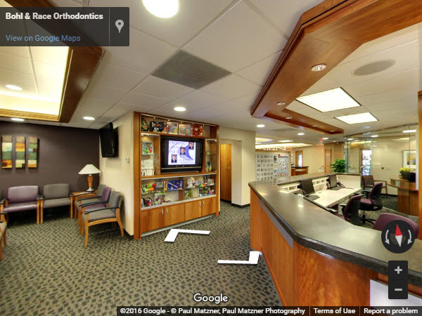 Race Orthodontics in Brookfield WI Office Tour Image