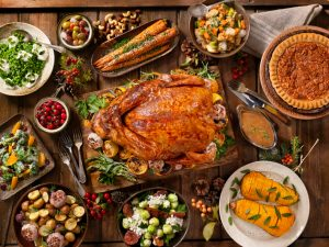 Orthodontist Dr. Kevin Race offers helpful tips for Thanksgiving Dinner with Braces in Brookfield and Mukwonago WI