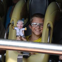 6. Roller Coaster