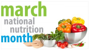 National Nutrition Month Brookfield WI